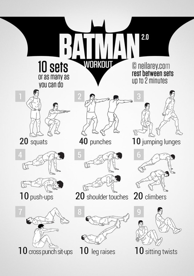 The-Batman-Workout