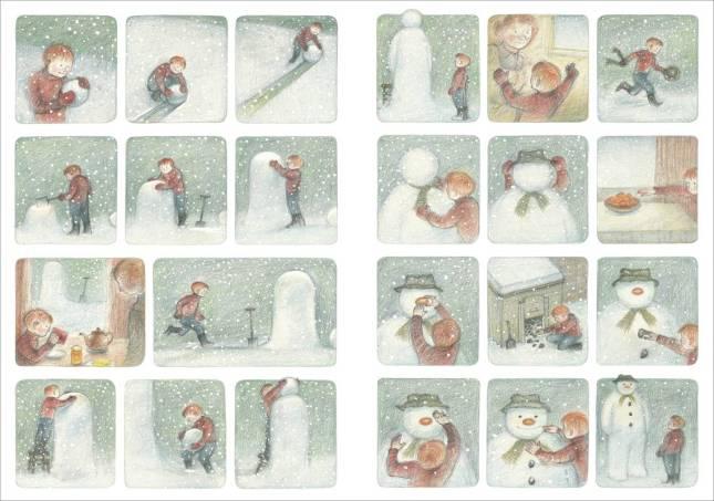 Snowman Raymond Briggs
